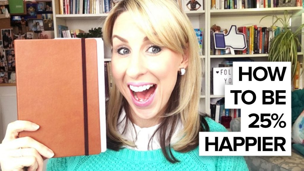How to become 25% happier!