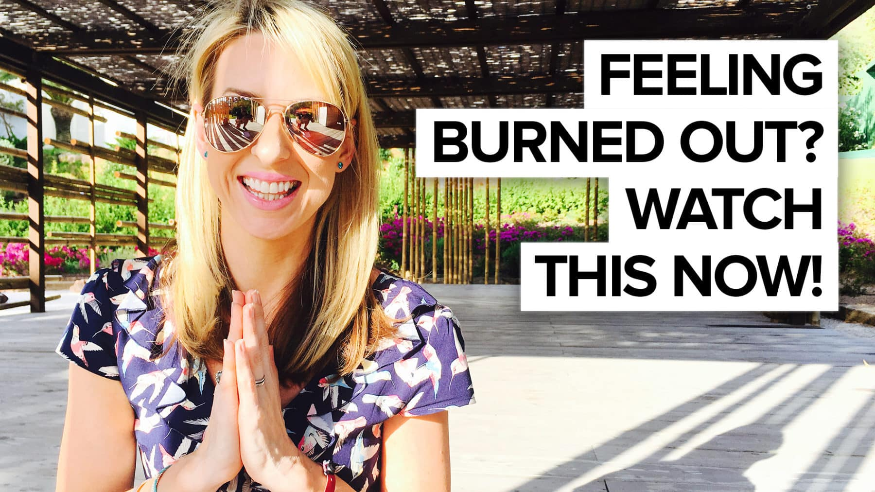 Feeling burnt out? Watch this now!