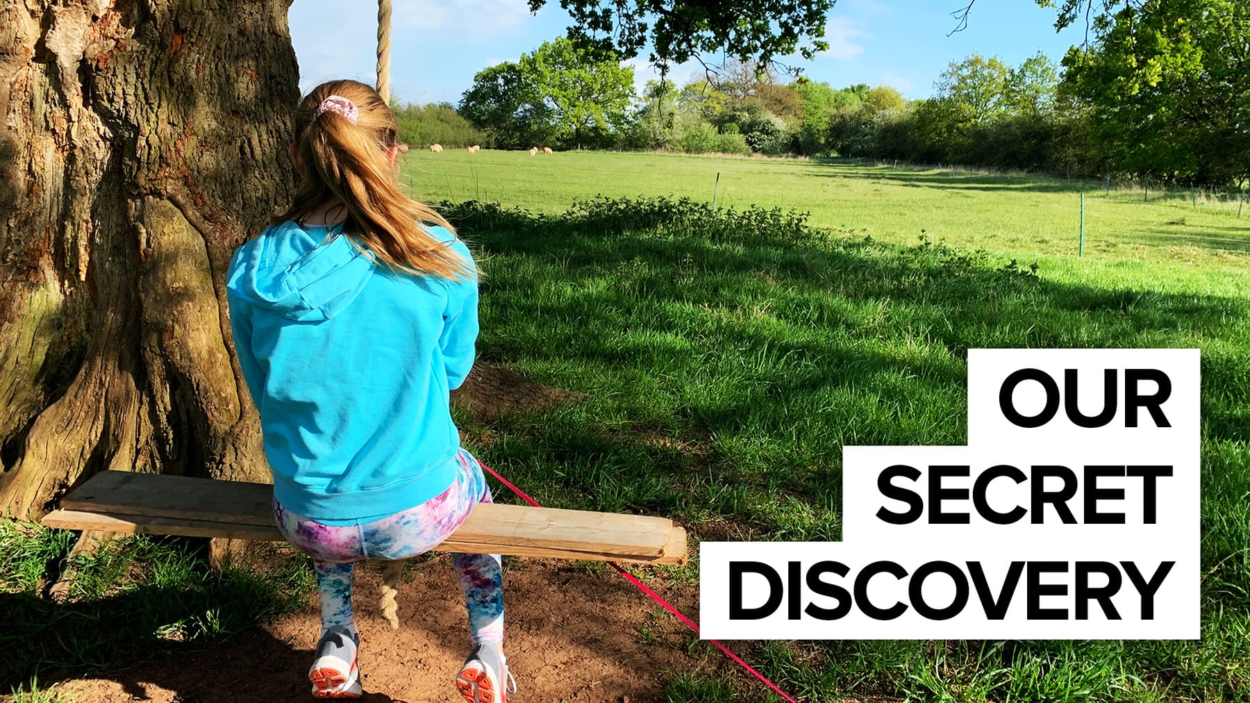 Our secret discovery…